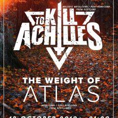 Unul din main event-urile toamnei: trupa To Kill Achilles, din Marea Britanie, vine la Satu Mare
