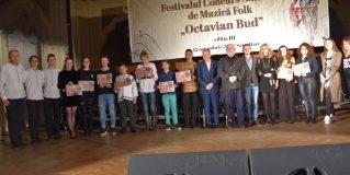 """Vedeți cine sunt câștigătorii Festivalului Concurs de Muzică Folk """"Octavian Bud"""", desfășurat la Satu Mare"""