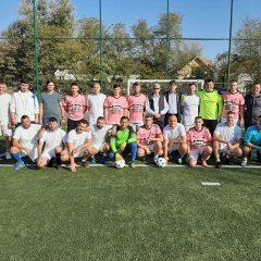 Cupa poliției la fotbal, ediția a XX-a în municipiul Satu Mare