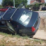 Accident rutier produs în localitatea Ardud, soldat cu rănirea a două persoane