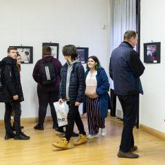 """A fost vernisată expoziția de fotografie """"Din Moldova cu drag"""", la Castelul din Carei"""