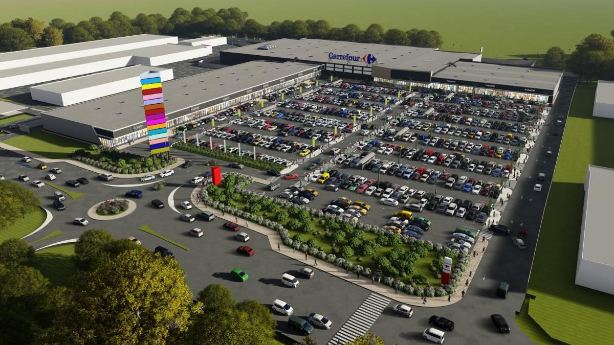 Azi se deschide mall-ul Zalău Value Centre. Vedeţi lista  completă a magazinelor