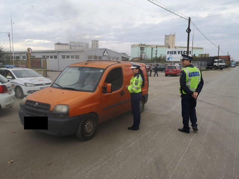 Polițiștii sătmăreni au aplicat peste 190 de sancțiuni contravenționale în cursul zilei de ieri