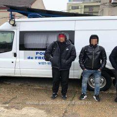 Trei sirieni și un libian, opriți din drumul ilegal spre vestul Europei. Au fost prinși în municipiile Satu Mare și Carei