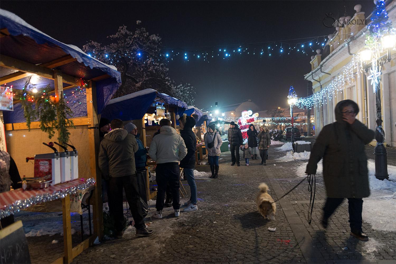 Anunț pentru comercianții care doresc să participe la Târgul de Crăciun în aer liber de la Carei
