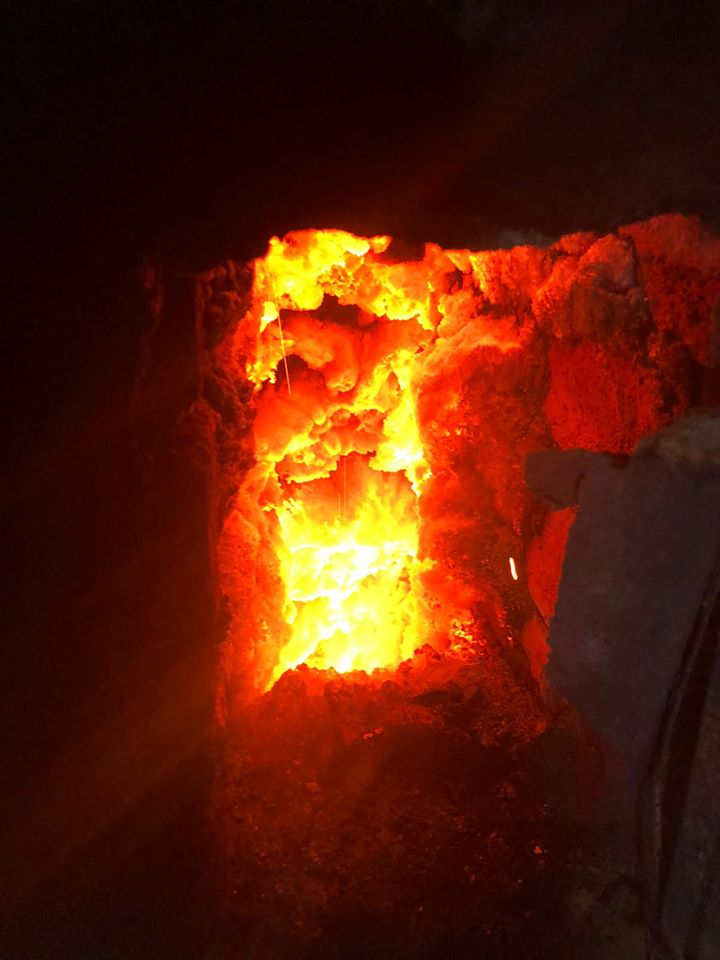 Incendiu provocat de coşul de fum necurăţat în municipiul Satu Mare