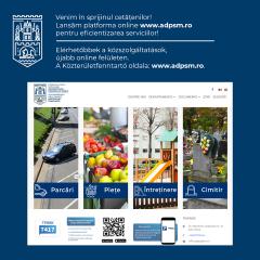 Măsuri pentru eficientizarea activități serviciilor publice în municipiul Satu Mare