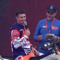 Sătmăreanul Emanuel Gyenes a terminat raliul Dakar pe primul loc la categoria Malle Moto
