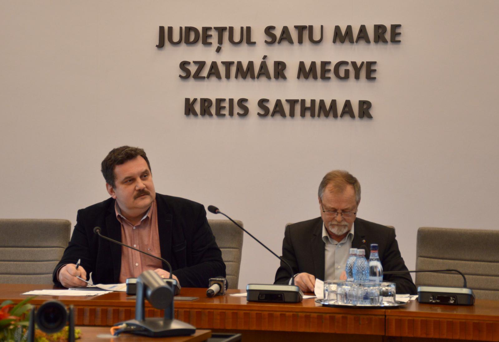 Proiect: 60% din bugetul județului Satu Mare pe anul 2020 să fie alocat investițiilor