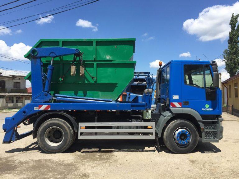 Tășnădenii au o nouă facilitate pentru colectarea deșeurilor