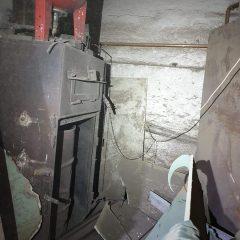 Explozie la o casă de locuit din Paulești