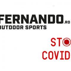 Magazinul de biciclete Fernando se implică în lupta cu Covid-19
