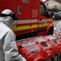 S-a înregistrat decesul cu numărul 24 al unei persoane infectate cu noul coronavirus în România