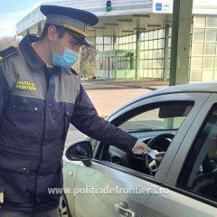 Un bărbat căutat de autoritățile române a fost oprit în PTF Urziceni