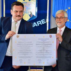 Județul înfrățit Ostalbkreis din Germania susține județul Satu Mare în lupta cu coronavirusul