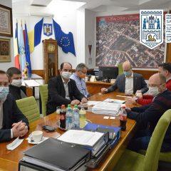 Primarul Kereskényi Gábor a semnat astăzi contractul pentru construcția unui pod peste râul Someș