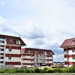 Cele 3 blocuri ANL care se află în construcție în municipiul Satu Mare sunt aproape de finalizare