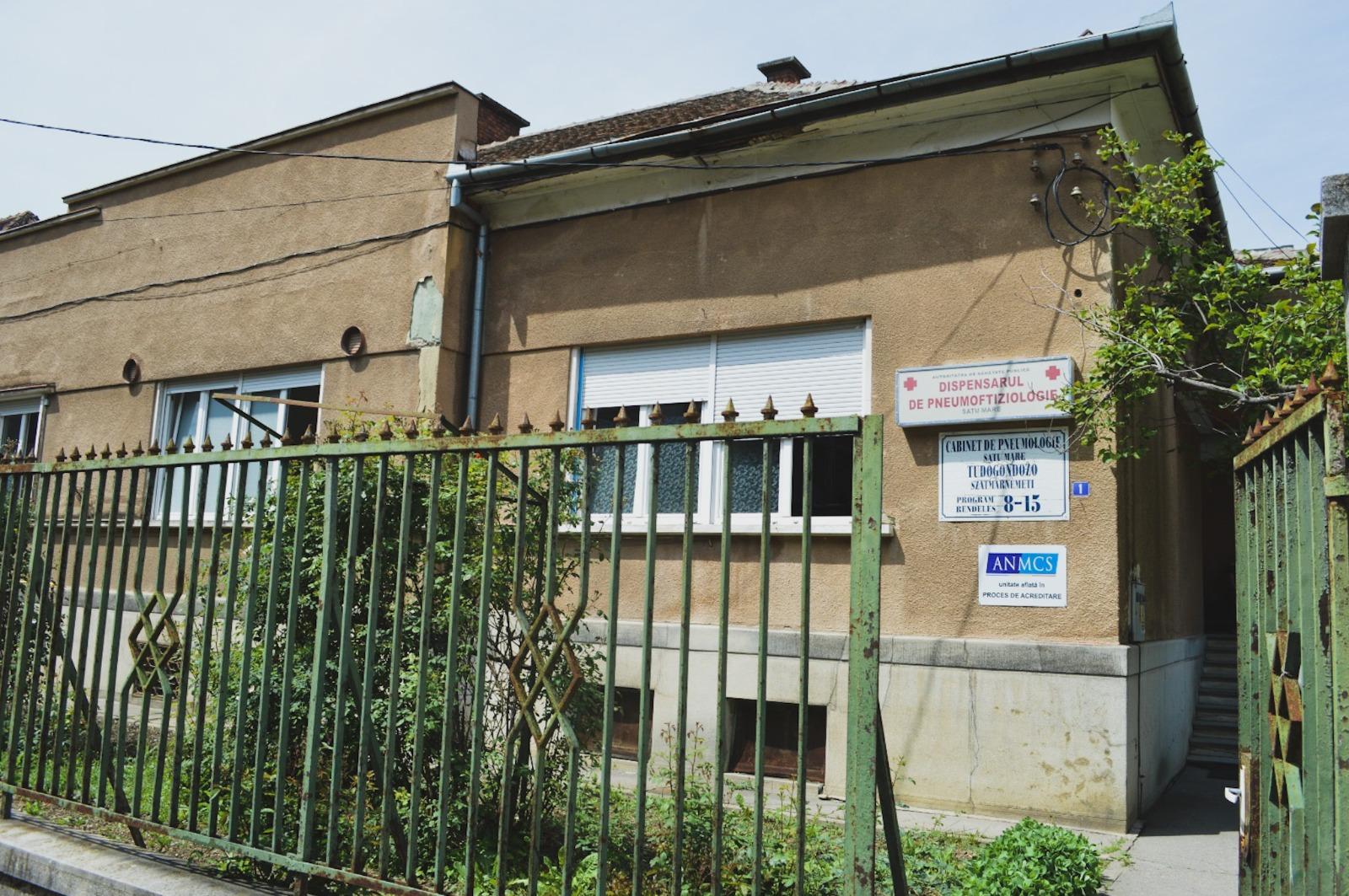 A fost semnat contractul de reabilitare a clădirii Dispensarului TBC din Satu Mare