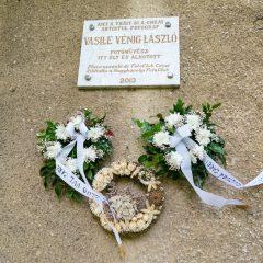 Au fost depuse coroane de flori cu ocazia ocazia împlinirii a șapte ani de la trecerea în neființă a artistului fotograf Vasile Vénig László din Carei