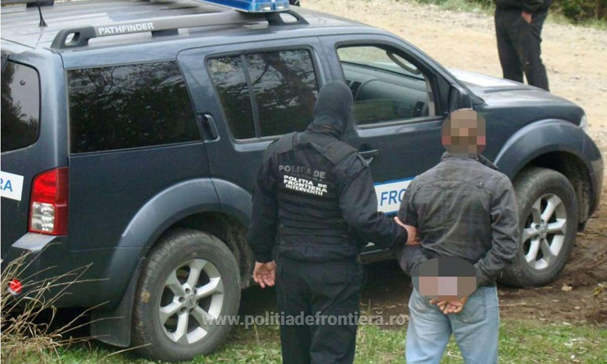 Un bărbat de 34 de ani căutat de autoritățile din Germania, oprit în vama Petea