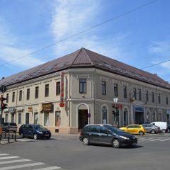 Consiliul Județean a cumpărat clădirea ANKORA pentru sediul Bibliotecii Județene