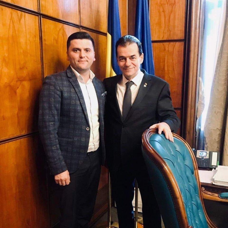 Biroul Național de Conducere al PNL a validat candidatura lui Adrian Cozma pentru președinția Consiliului Județean Satu Mare