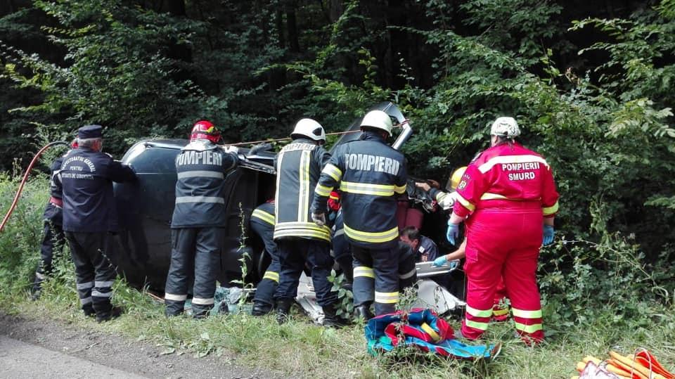 Accident grav între Satu Mare și Micula