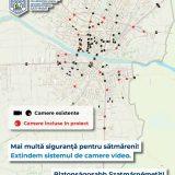 Primăria Satu Mare împânzește străzile orașului cu camere de supraveghere video