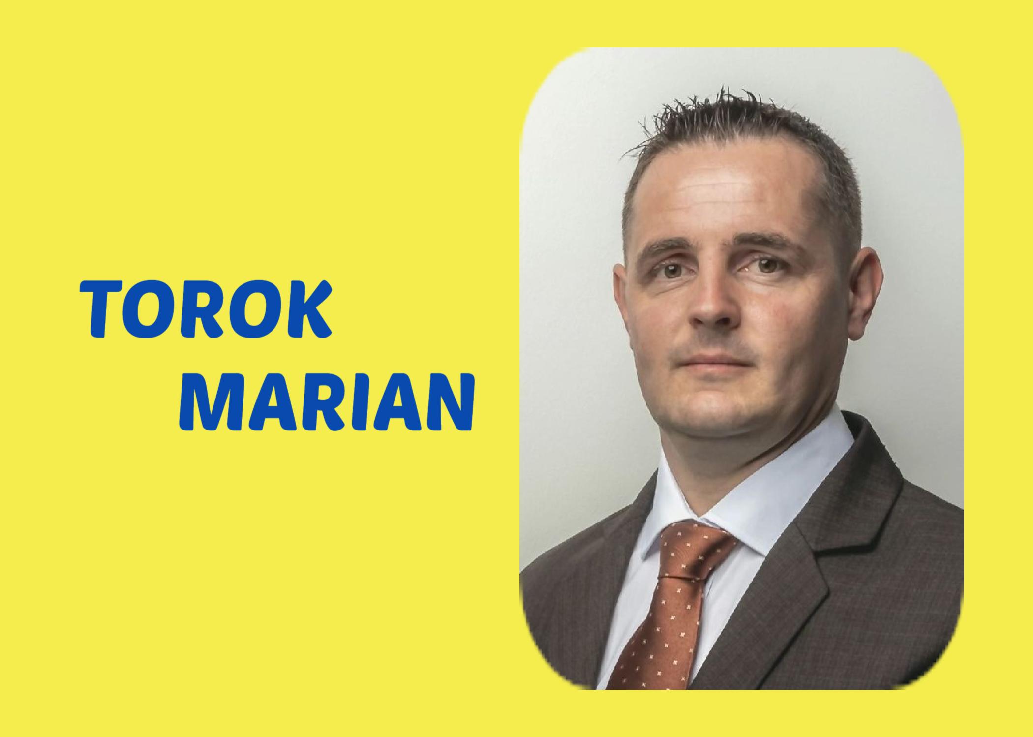 Interviu cu primarul Medieșului Aurit, Marian Torok , un primar foarte tânăr dar foarte apreciat de comunitate