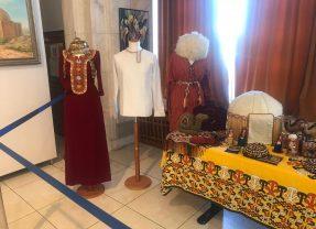 """Vernisajul expoziției intitulate """"Cultură și tradiție în Turkmenistan"""""""