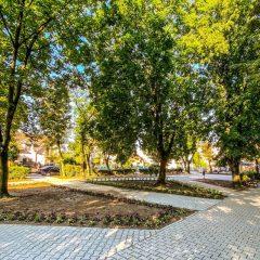 Primăria Satu Mare va transforma zona lacului Cubic în parc