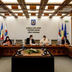 S-a semnat contractul de finanțare pentru construcția noii clădiri a Spitalului Județean de Urgență Satu Mare