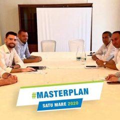 MasterPlan pentru Satu Mare / Update: întâlnire PMP-PSD