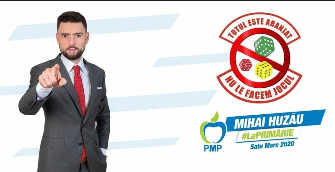 VIDEO Mihai Huzău: Totul este aranjat – nu le facem jocul!