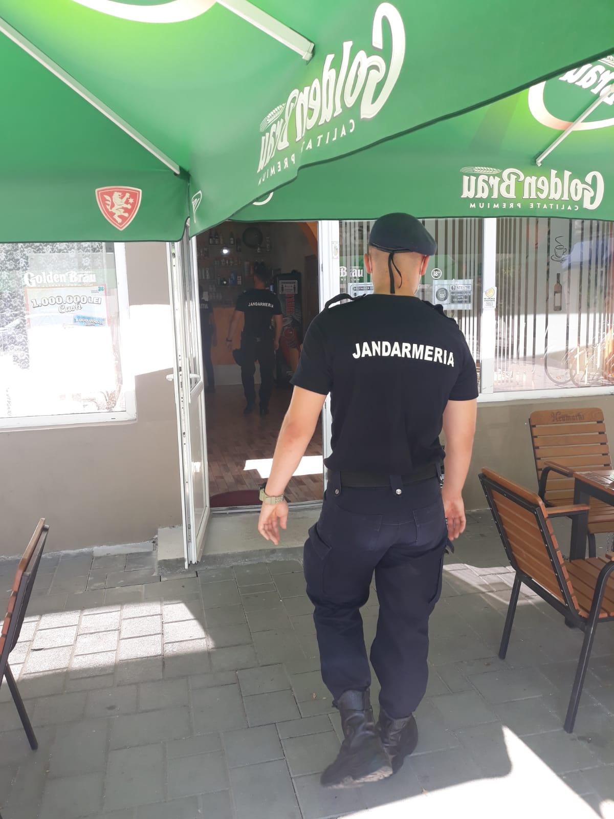 Jandarmeria Satu Mare: Sfârșit de săptămână cu sancțiuni