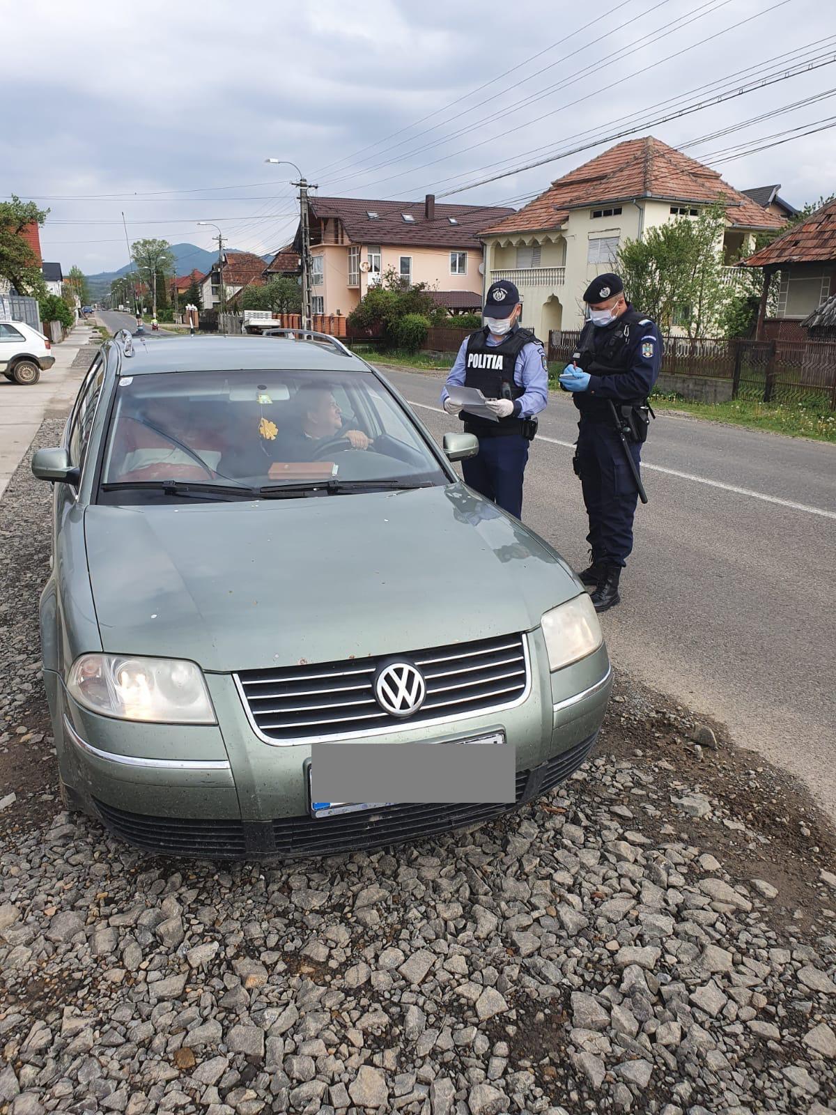 Acțiune de amploare a polițiștilor în Țara Oașului