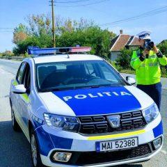 Polițiștii sătmăreni au lăsat fără permis 17 șoferi și au aplicat peste 150 de sancțiuni contravenționale
