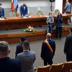 Primarul Kereskenyi Gabor și consilierii locali au depus azi jurământul