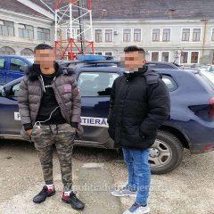 Doi libieni au fost reținuți la frontiera cu Ungaria, în județul Satu Mare
