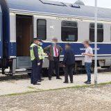 Polițiștii desfășoară azi o acțiune în trenurile de călători și stațiile de cale ferată, pe raza județului Satu Mare