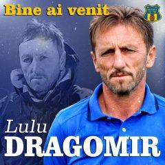 Lulu Dragomir este noul antrenor al Olimpiei Satu Mare
