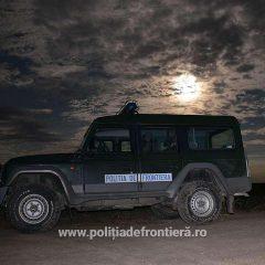 Trei migranți au fost opriți din drumul ilegal spre Spațiul Schengen, în județul Satu Mare