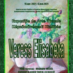 Expoziție de arte vizuale Veress Elisabeta