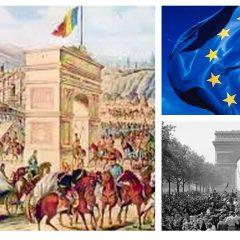 9 MAI, triplă sărbătoare: Ziua Independenței, sfârșitul celui de-al Doilea Război Mondial și Ziua Uniunii Europene