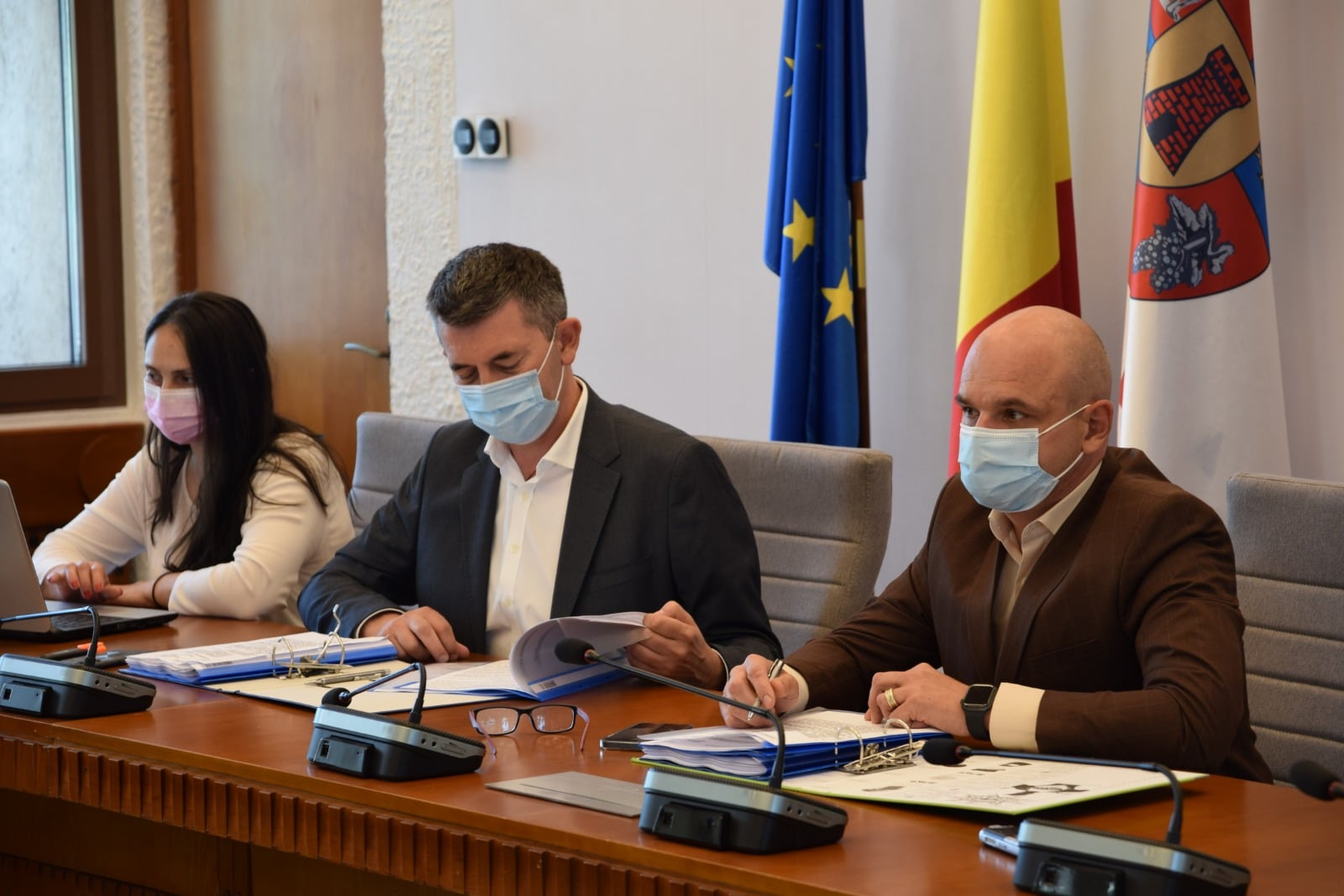 Prefectul Altfatter Tamás a convocat astăzi în ședință Comisia județeană pentru stabilirea dreptului de proprietate privată asupra terenurilor Satu Mare