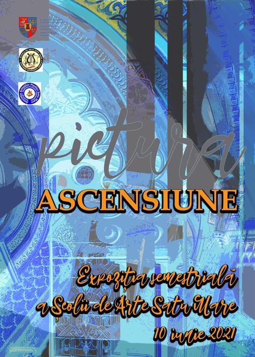 """""""Ascensiune"""", o expoziție cu lucrările realizate de cursanții Școlii de Arte Satu Mare"""