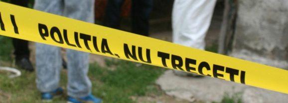 Dublă crimă în Târșolț! Un bărbat a fost reținut de polițiști
